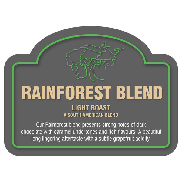 Light Roast Coffee Blend