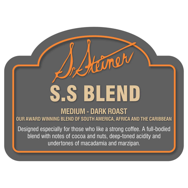 Dark Roast Coffee Blend