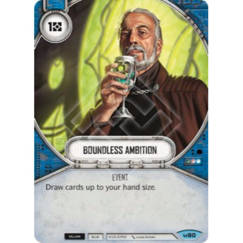 Star Wars Destiny Single - Boundless Ambition