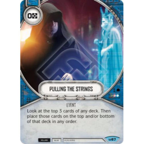 Star Wars Destiny Single - Pulling The Strings