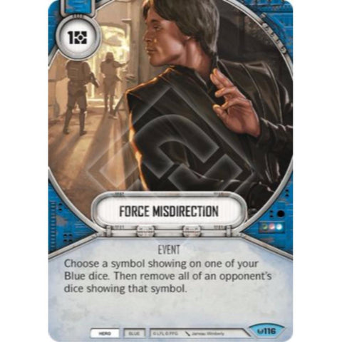 Star Wars Destiny Single - Force Misdirection