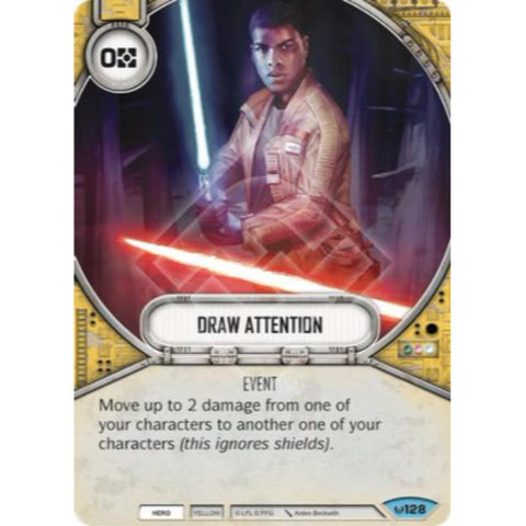 Star Wars Destiny Single - Draw Attention