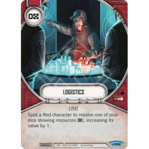 Star Wars Destiny Single - Logistics