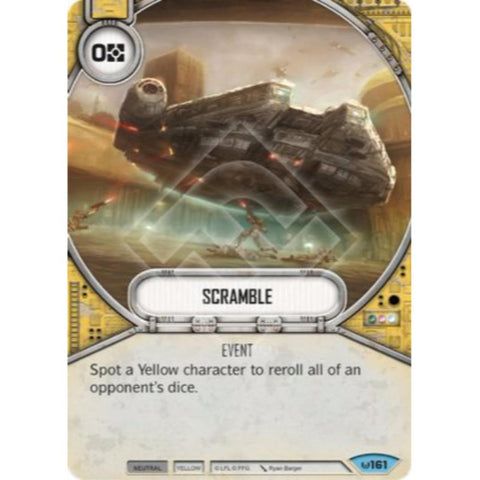Star Wars Destiny Single - Scramble