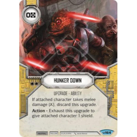 Star Wars Destiny Single - Hunker Down