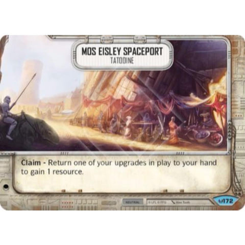 Star Wars Destiny Single - Mos Eisley Spaceport