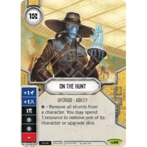 Star Wars Destiny Single - On The Hunt