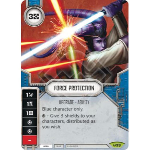 Star Wars Destiny Single - Force Protection