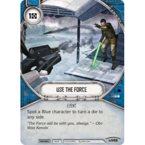 Star Wars Destiny Single - Use The Force