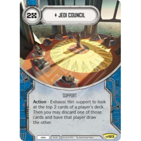 Star Wars Destiny Single - Jedi Council