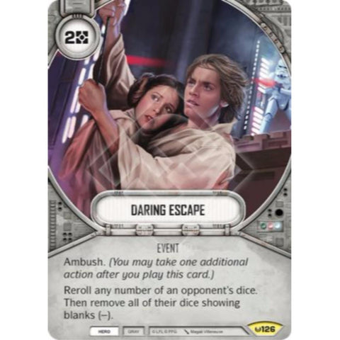 Star Wars Destiny Single - Daring Escape