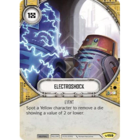 Star Wars Destiny Single - Electroshock