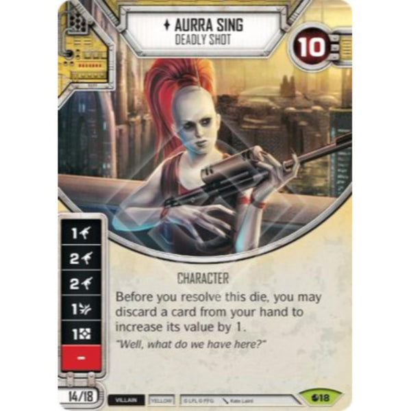 Aurra Sing - Deadly Shot