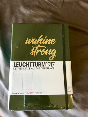 Wahine Strong Notebook by Leuchtturm1917