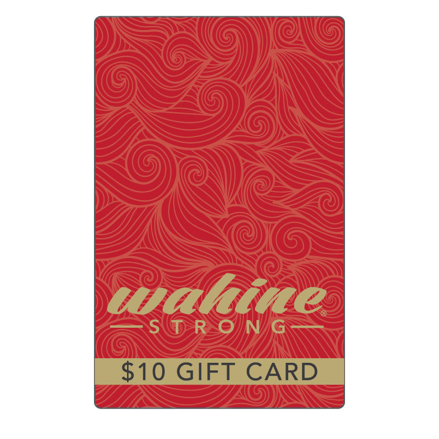 Wahine Strong Gift Card
