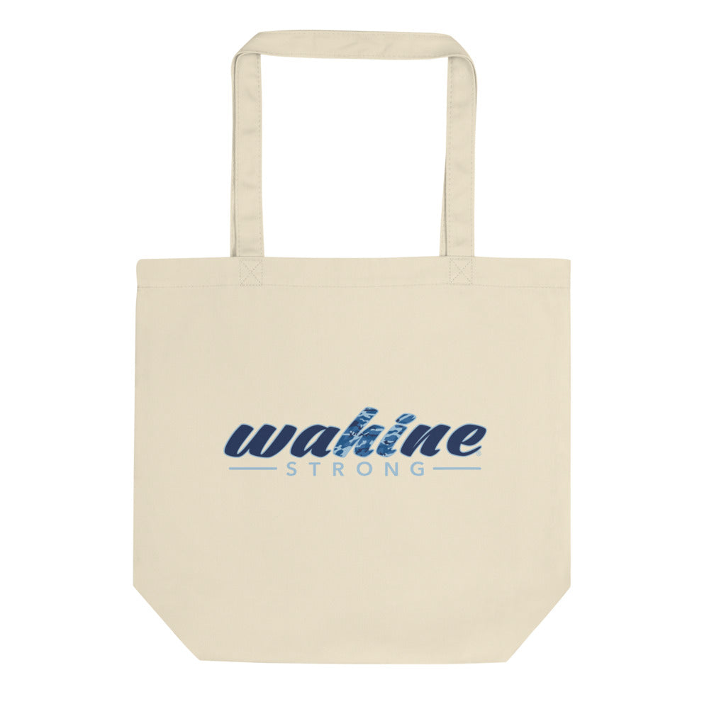 Wahine Strong Eco Tote Bag Mission