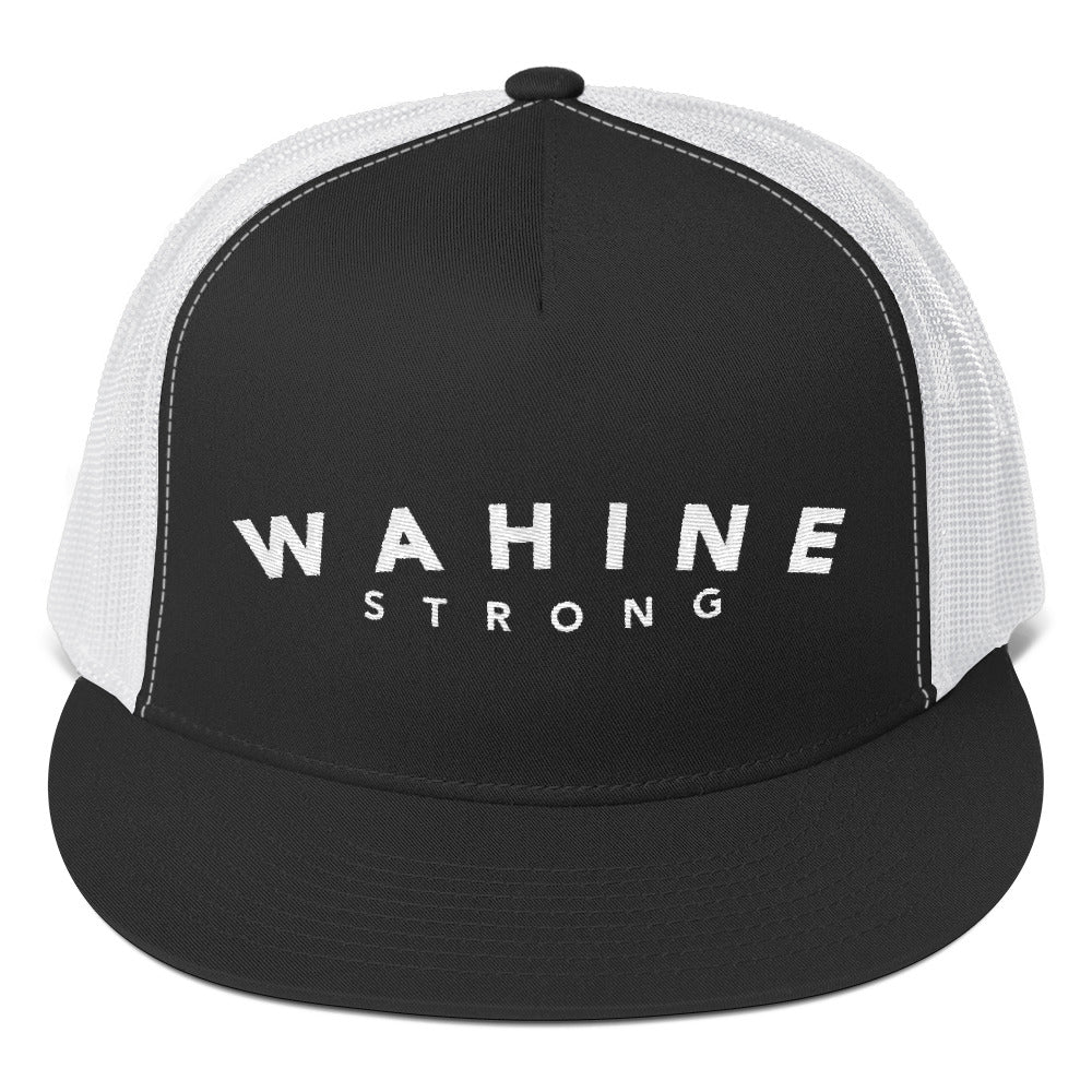 WS Fresh Trucker Cap
