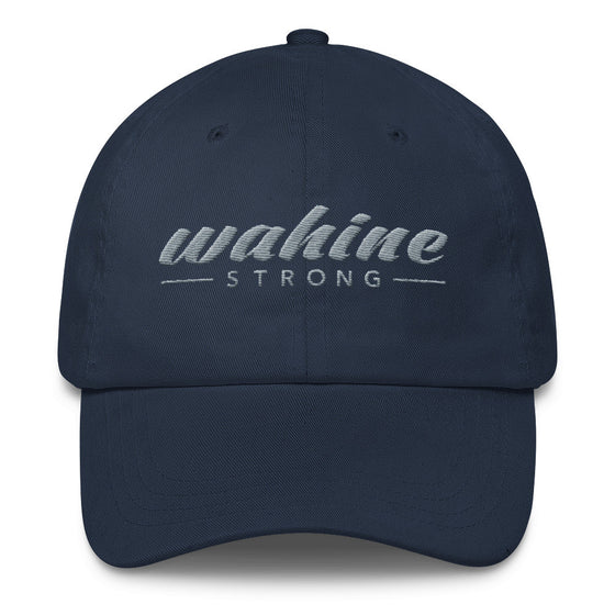Wahine Strong Classic Cap - Grey