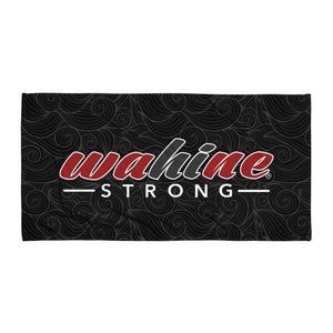 Wahine Strong Towel Original