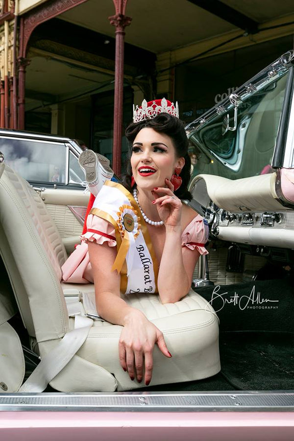 Ballarat Beat Pinup Competition 2019!