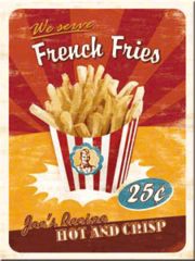 Fridge Magnet - French Fries