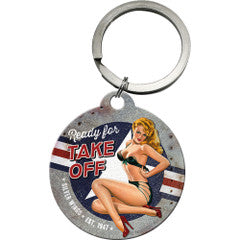 Keyring - Ready For Take Off