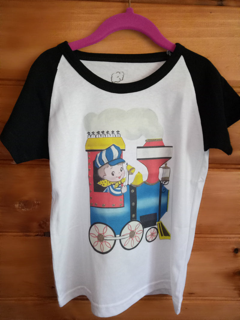 Kids Vinnie Boy Vintage Boys Tee