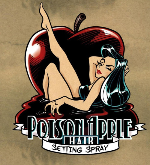 Poison Apple Hair Setting Spray