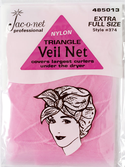 Jac-o-net Triangle Veil Net