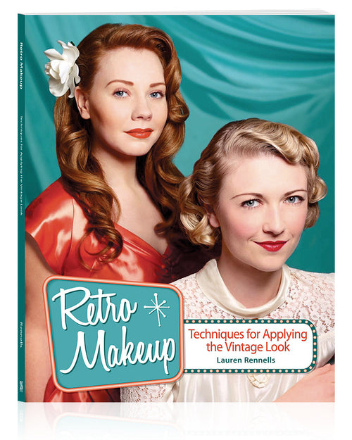 Retro Makeup Book