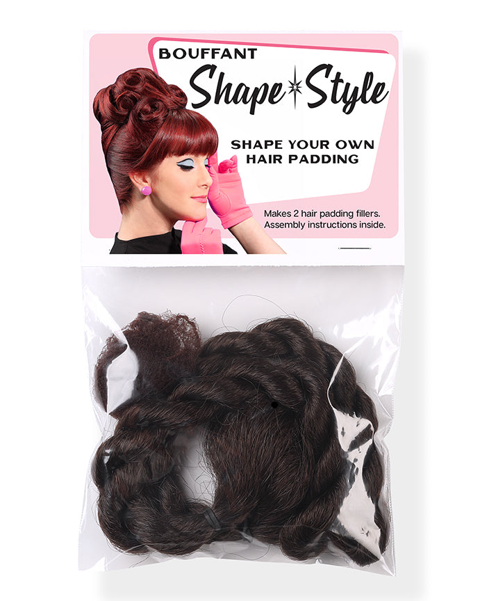 Bouffant Shape and Style Hair Padding Set
