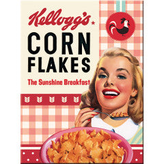 Cornflakes Fridge Magnet