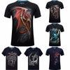 Dragon T-shirts Men's Fitted Shirt Tees - 10 Styles