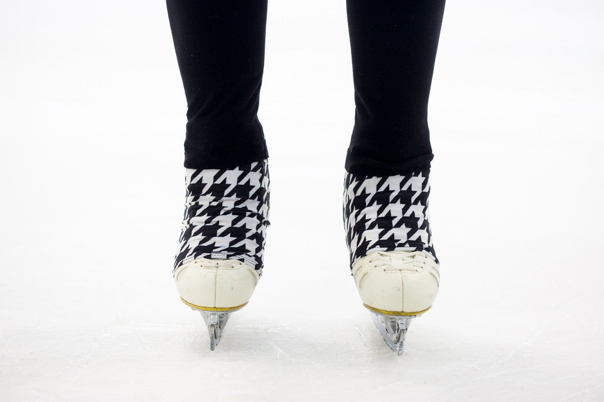 Over The Tops figure skating sock