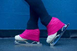 Hot Pink at the Rink