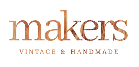 MAKERS VINTAGE AND HANDMADE