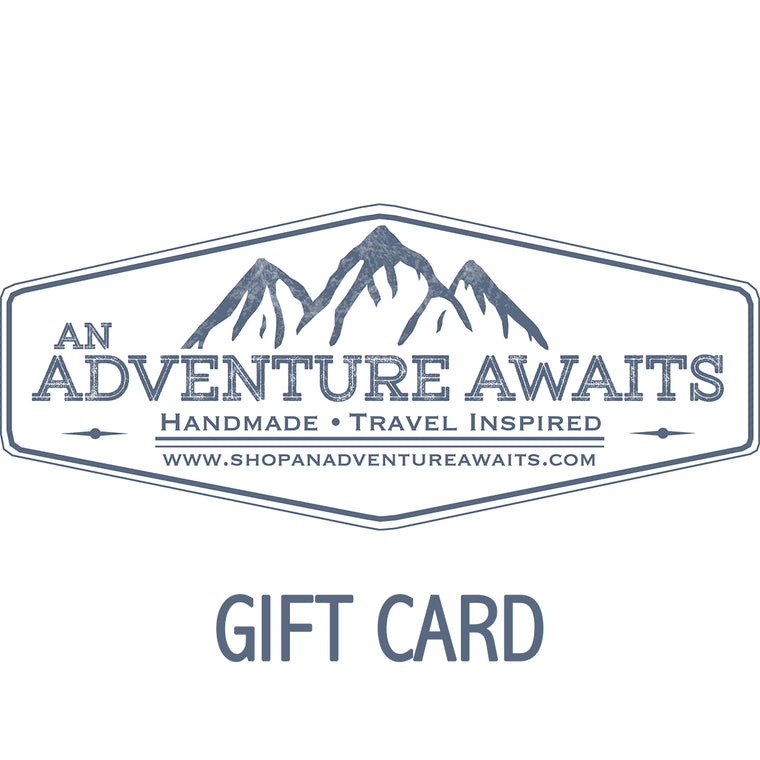 An Adventure Awaits Digital Gift Card