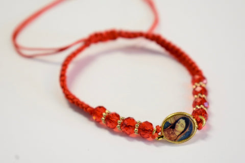 Our Lady of Guadalupe Bracelet (Rostro)
