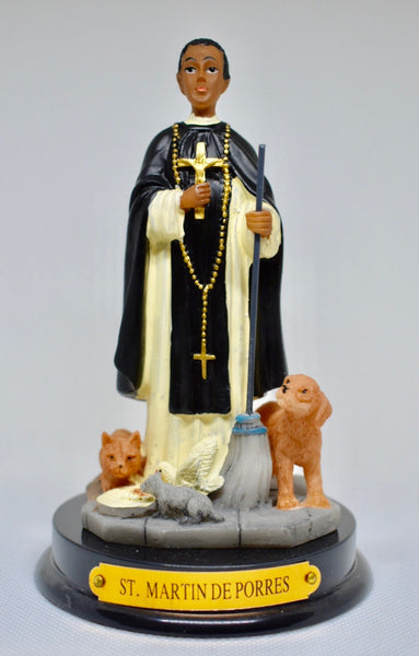 St. Martin of Porres Statue