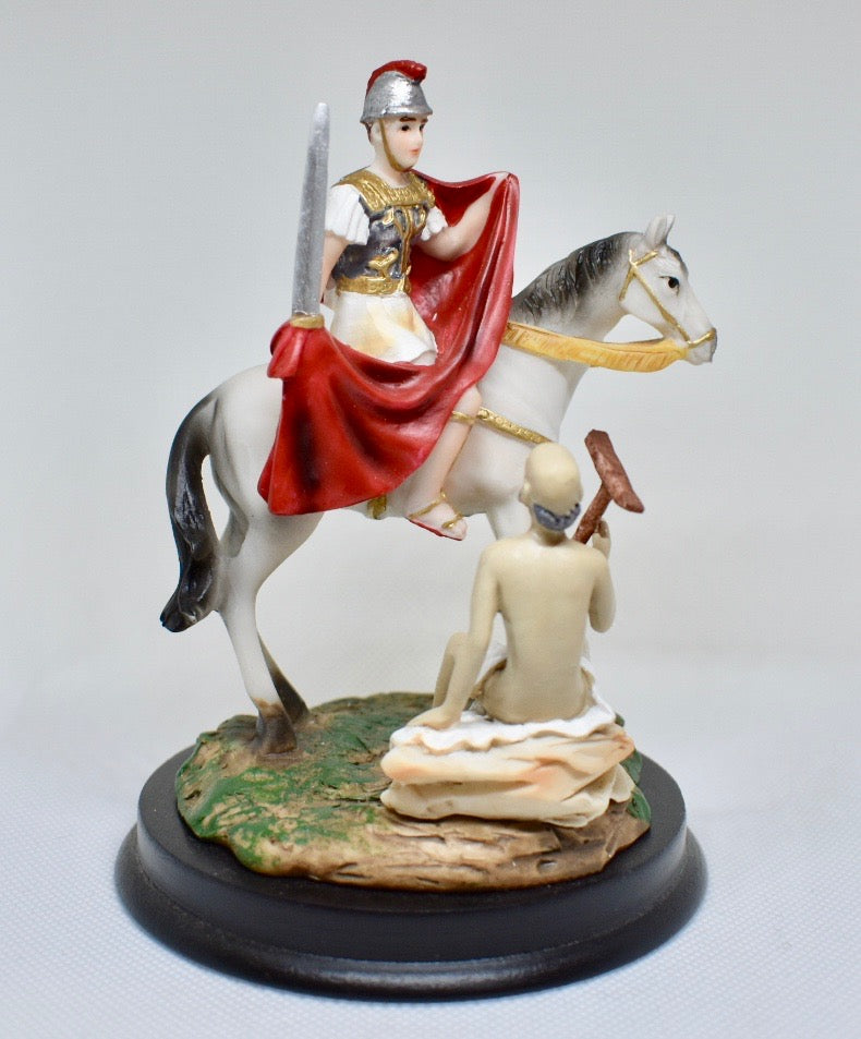 St. Martin of Tours Statue