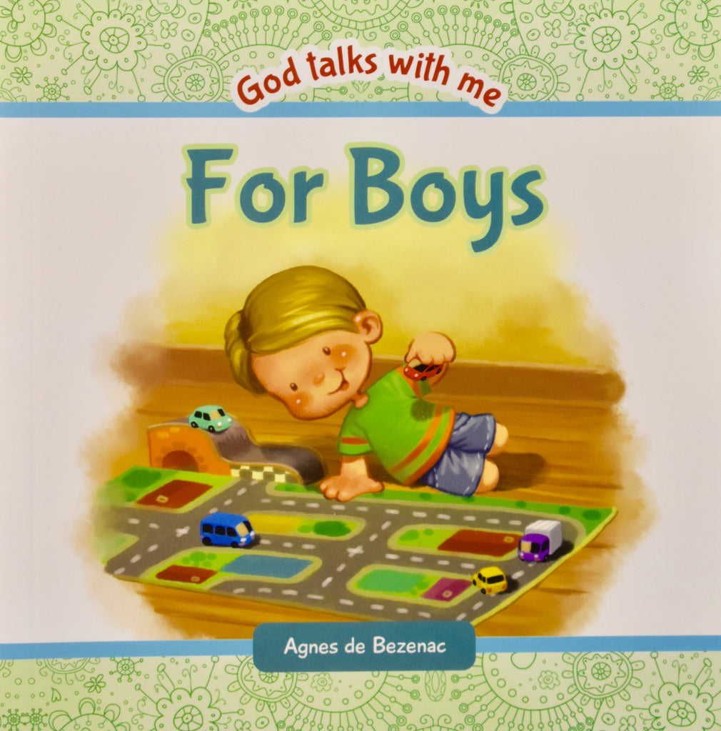 God Talks with Me for Boys