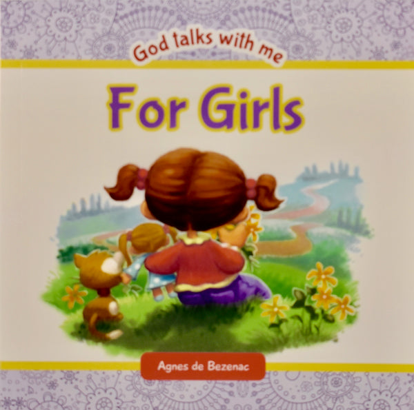 God Talks with Me for Girls