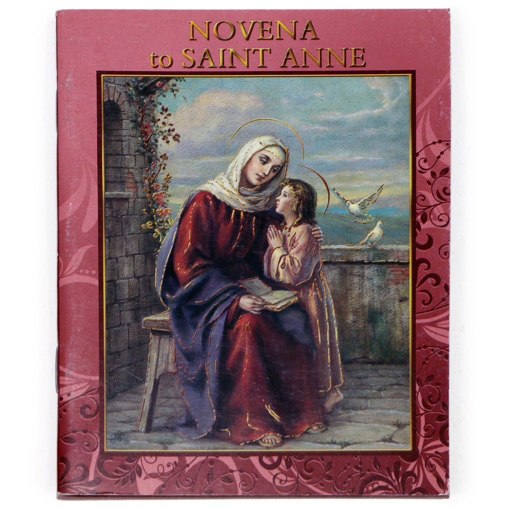 Novena to St. Anne (English)