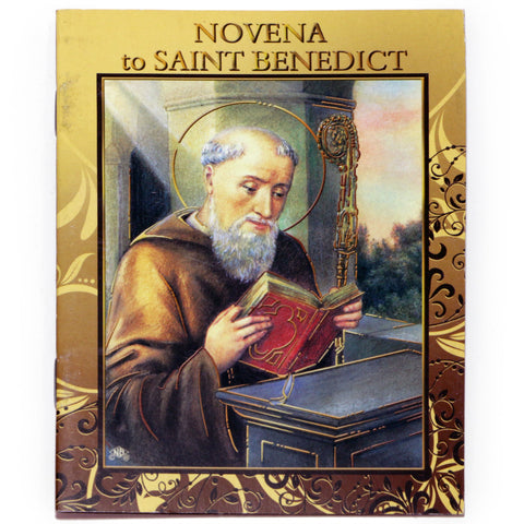 Novena to St. Benedict (English)