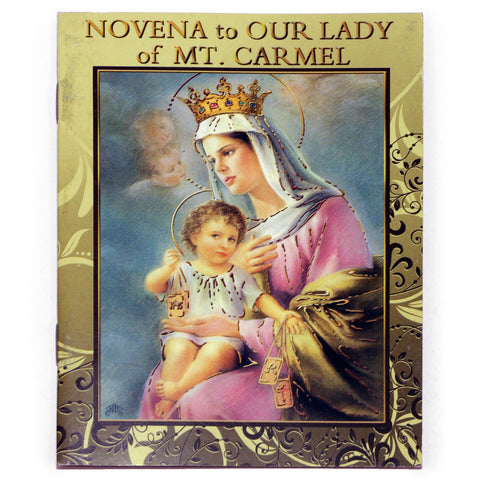 Novena to Our Lady of Mt. Carmel (English)