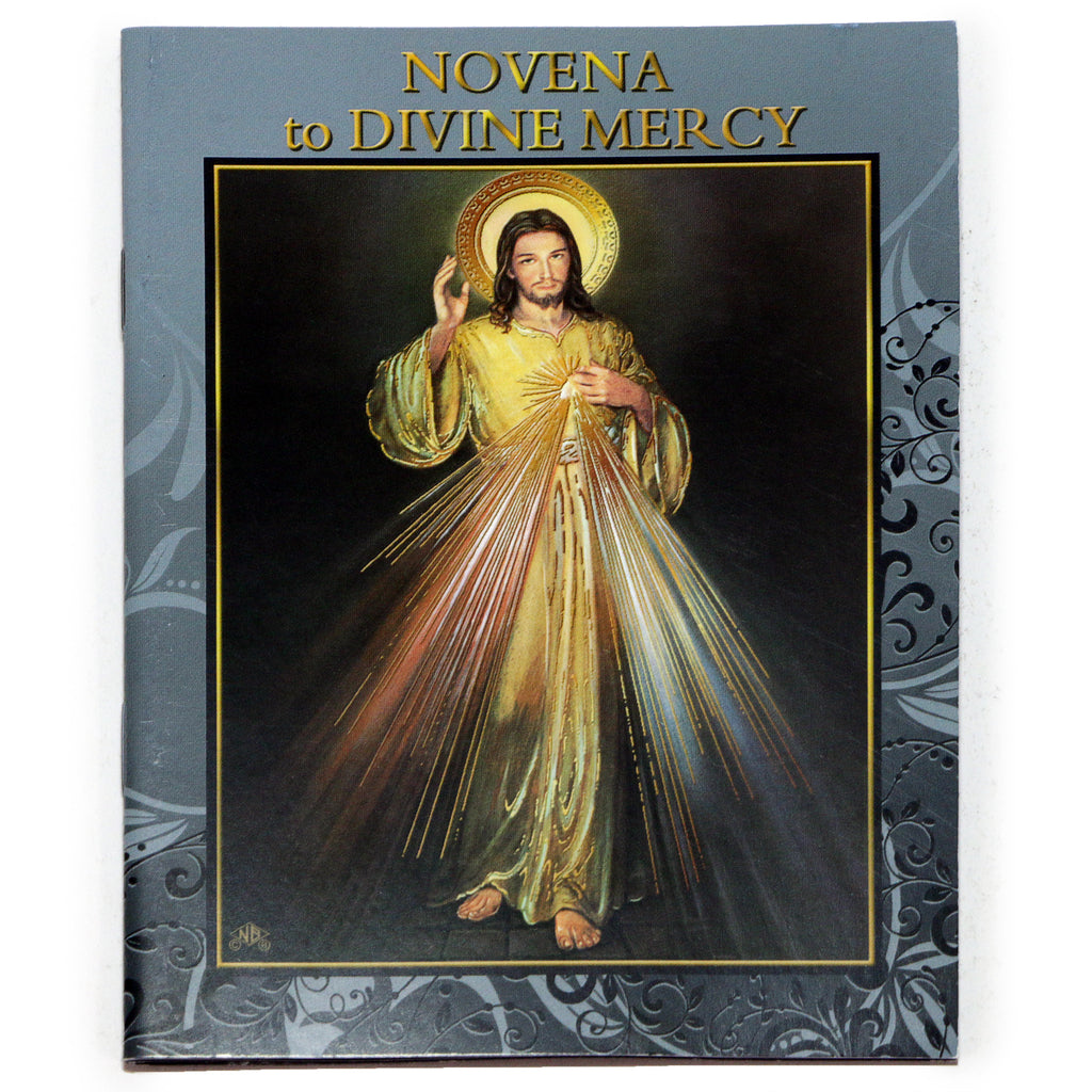 Novena to Divine Mercy (English)