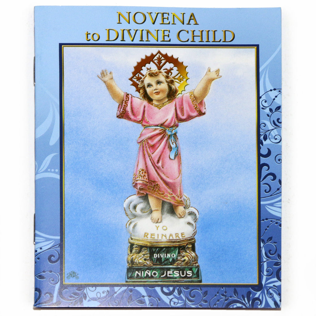 Novena to Divine Child (English)