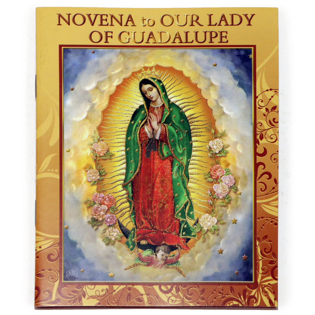Novena to Our Lady of Guadalupe (English)