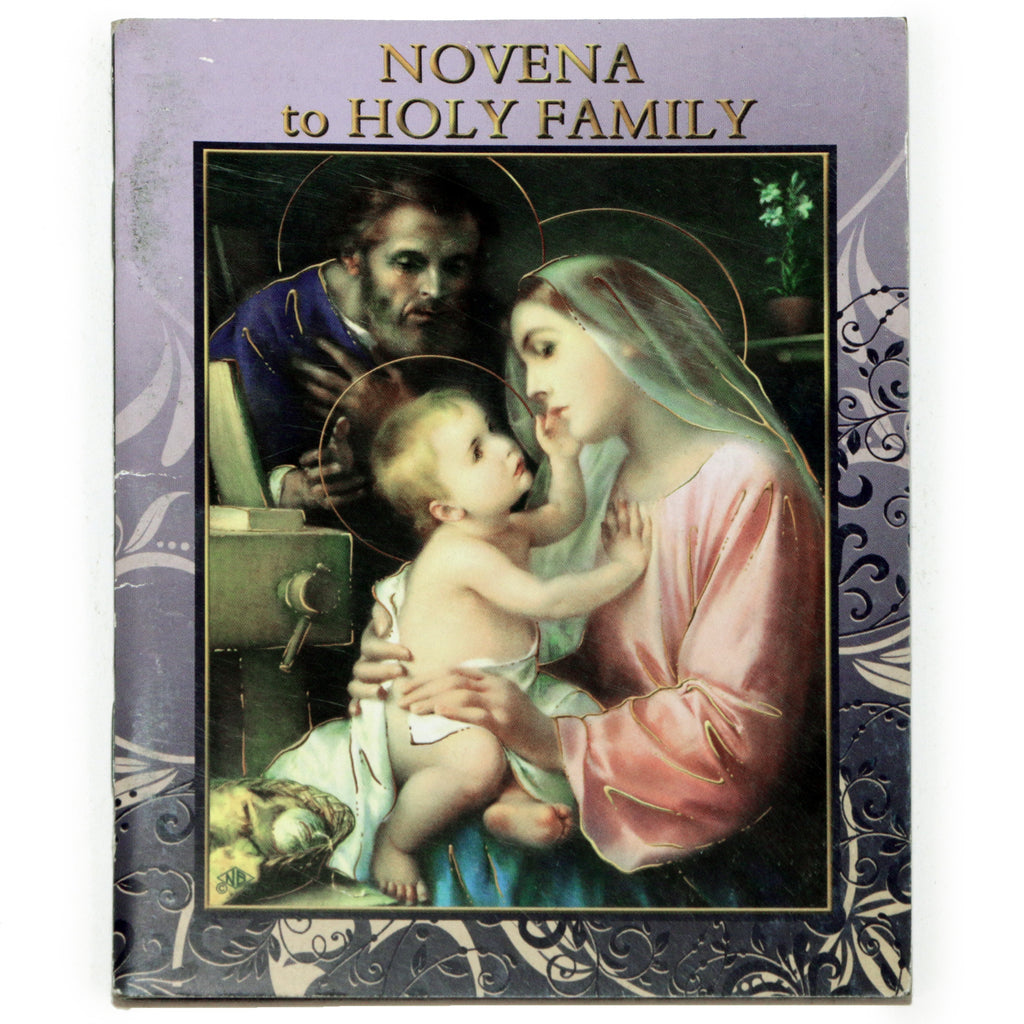 Novena to Holy Family (English)