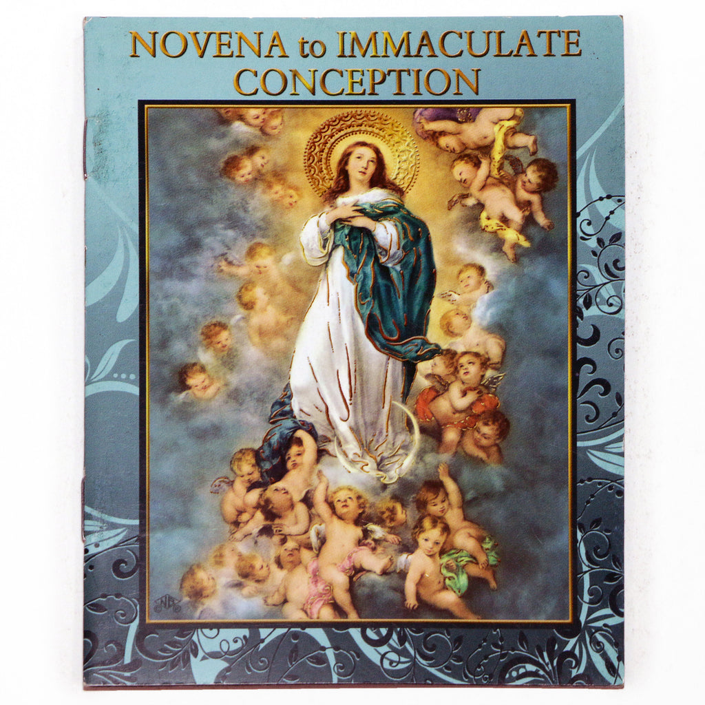 Novena to Immaculate Conception (English)
